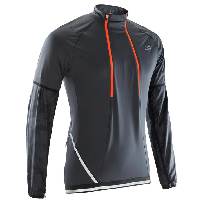 Maillot manches longues trail running homme evolutiv - 1172802