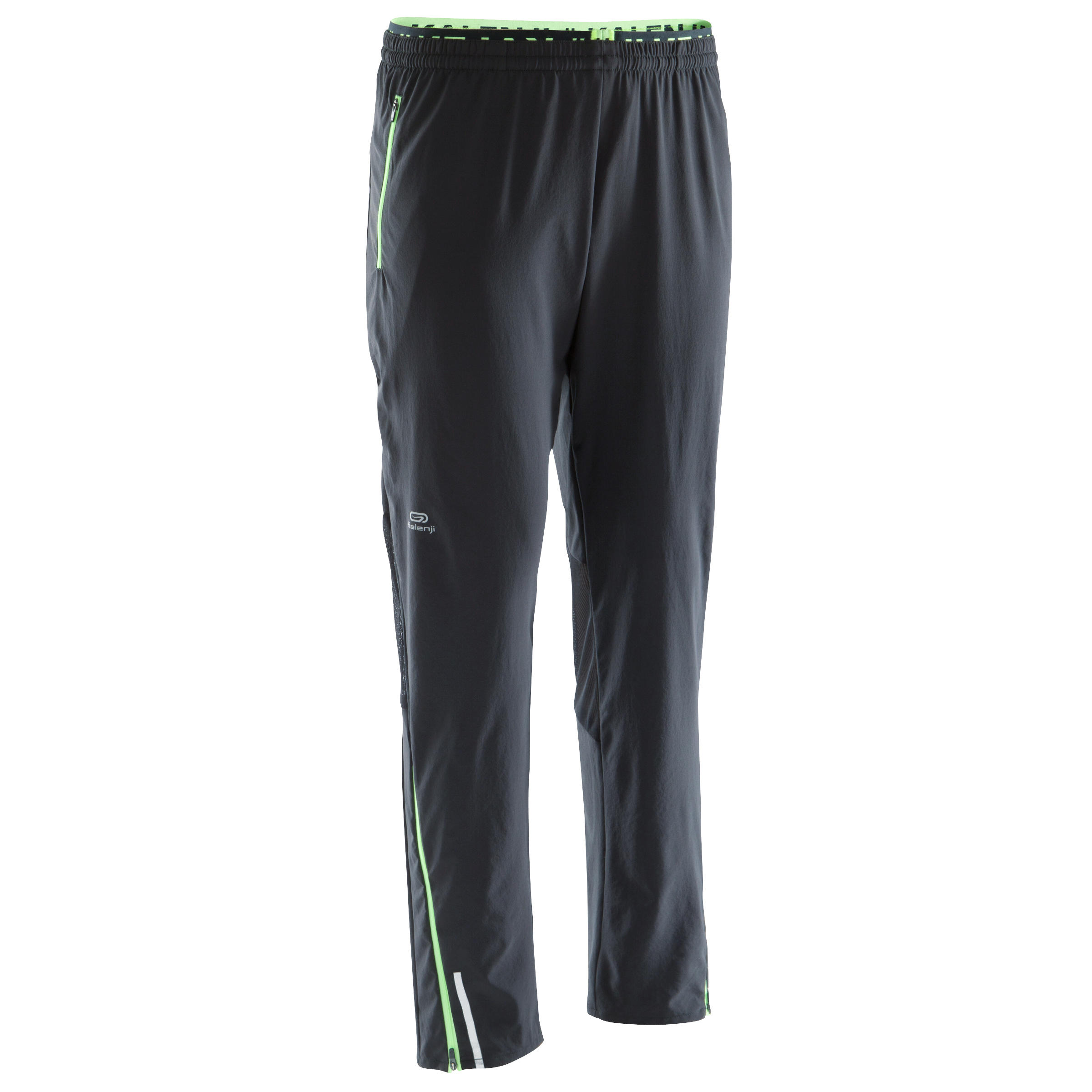 Kiprun Men's Running Pants - Black