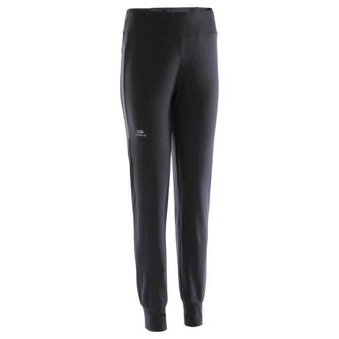 kalenji pantalon jogging femme run warm noir decathlon. Black Bedroom Furniture Sets. Home Design Ideas