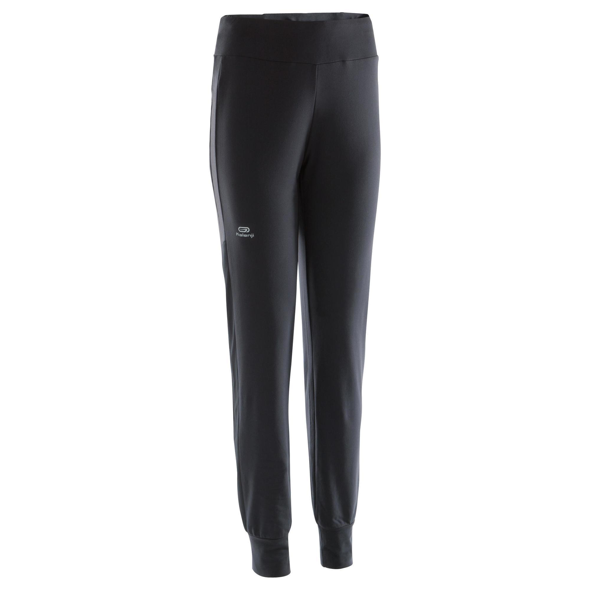 Kalenji Joggingbroek voor dames Run Warm zwart