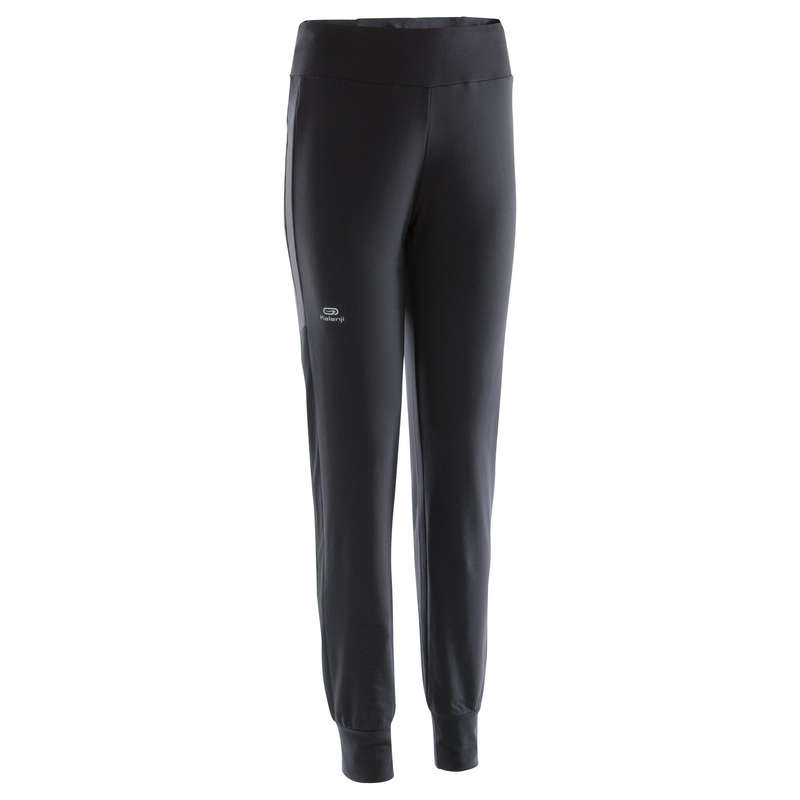 WOMAN JOGGING COLD PROTECTION CLOTHES Running - RUN WARM TROUSERS KALENJI - Running Clothing