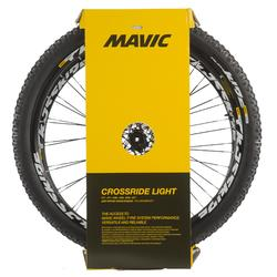 "ROUE VTT 27,5"" MAVIC CROSSRIDE LIGHT  WTS PAIRE"