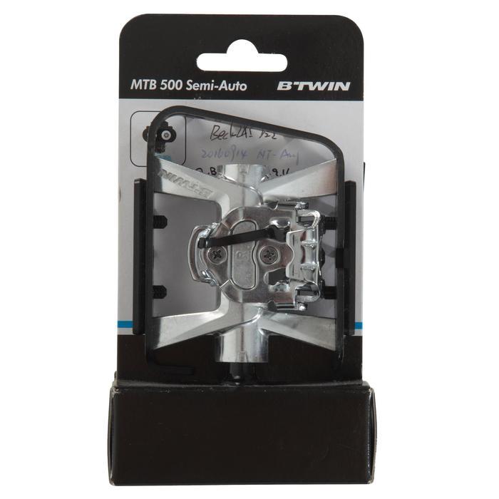 2-in-1-MTB-Klickpedale 500 SPD