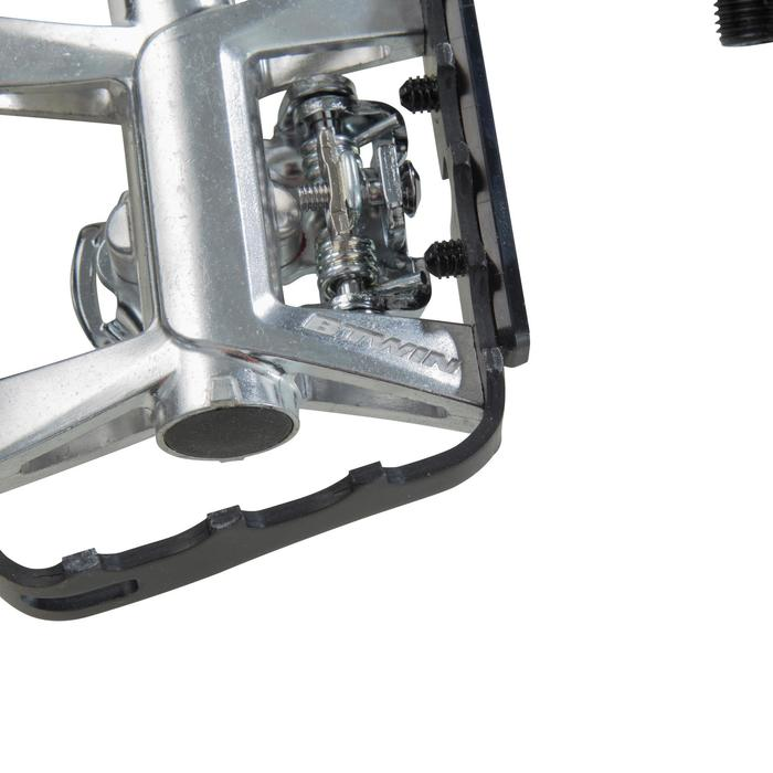 rockrider mtb pedalen hybride 500 spd compatibel. Black Bedroom Furniture Sets. Home Design Ideas