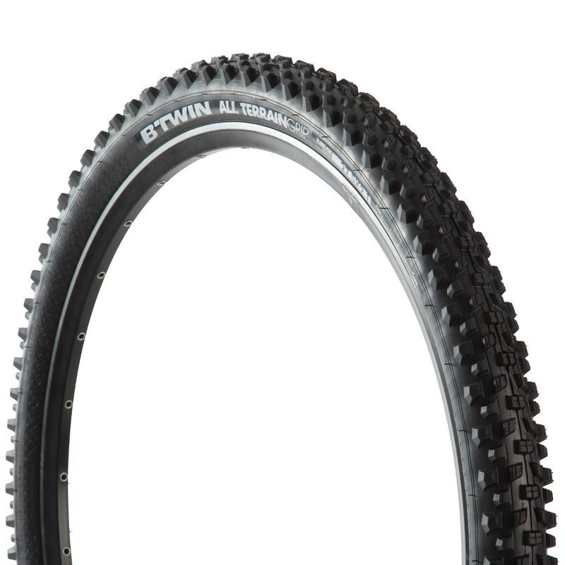 All Terrain 9 Grip 27.5x2.10 Stiff Bead Mountain Bike Tyre / ETRTO 54-584