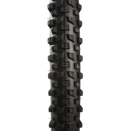 All Terrain 9 Grip 27.5x2.10 Stiff Bead Mountain Bike Tyre / ETRTO 54-584