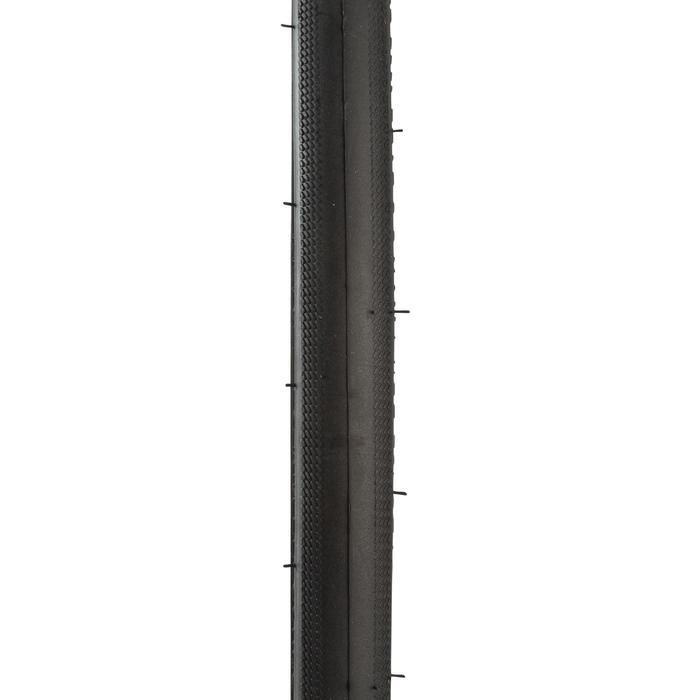 Fahrradreifen Faltreifen Rennrad Perf 9 700x25 (25-622) schwarz