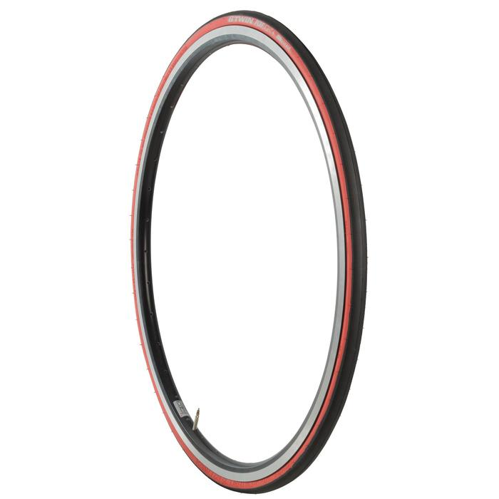 PNEU ROUTE PERF 9 700x25 LIGHT TRINGLES SOUPLES / ETRTO 25-622 - 1172919