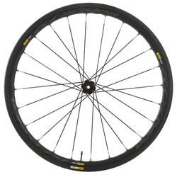 Race voorwiel 700 Ksyrium Elite UST Disc D6B12x100 FT 25