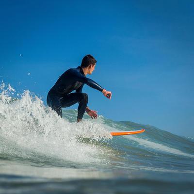 بدلة ركوب أمواج من النيوبرين 3/2مم للرجال - أزرق