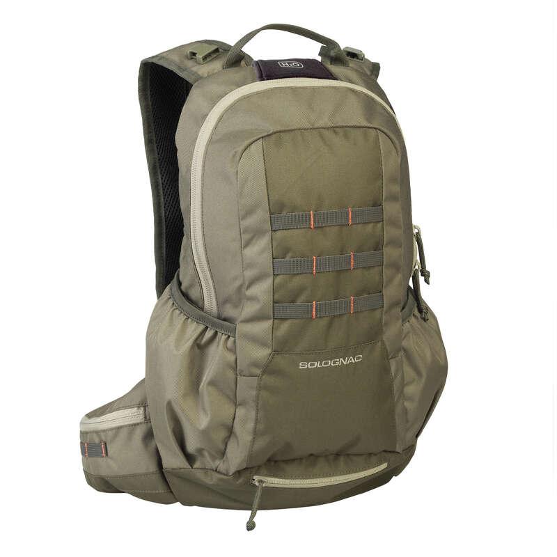 BAGS Bags - SMALL GAME BACKPACK 20L KHAKI SOLOGNAC - Bags