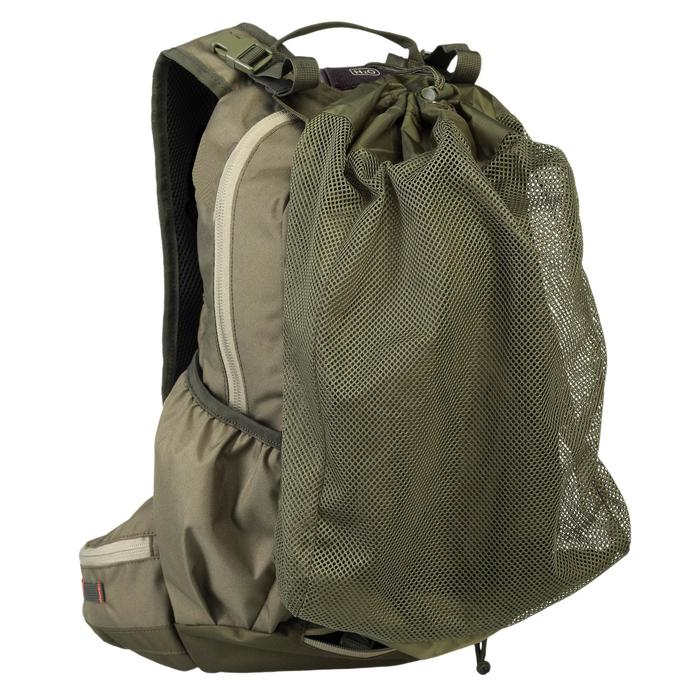 SAC A DOS CHASSE X-ACCESS 20 LITRES PETIT GIBIER KAKI