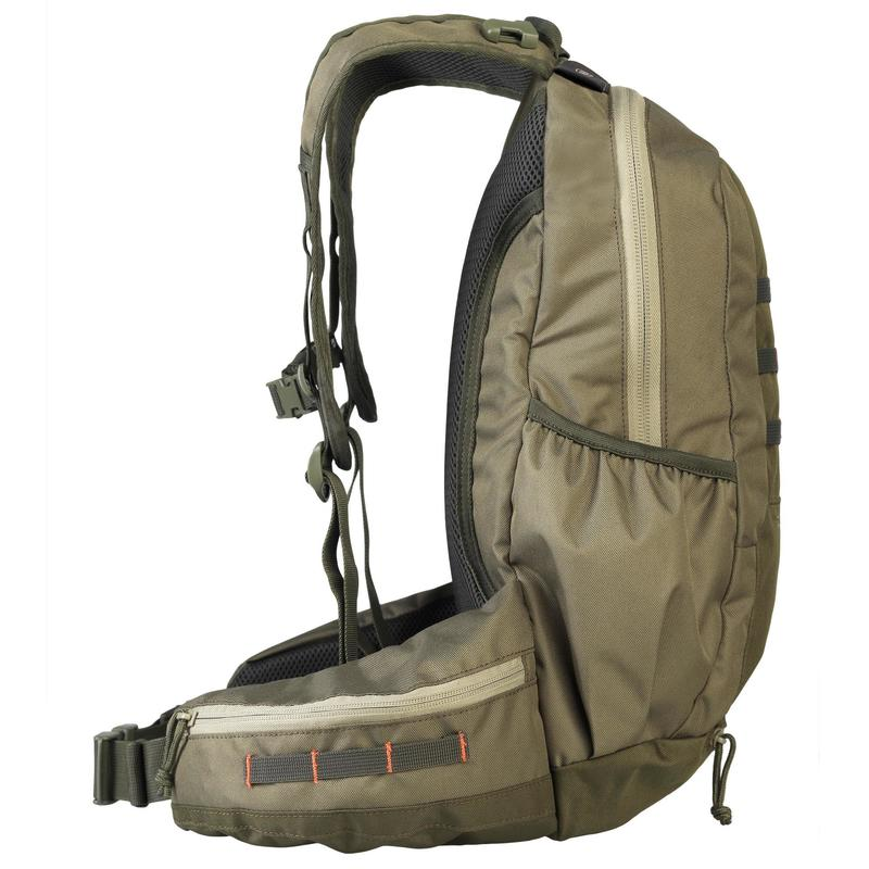 628c6376f7 KHAKI X-ACCESS SMALL GAME HUNTING BACKPACK 20 LITRES