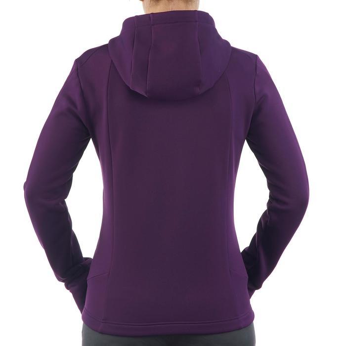 Veste polaire de randonnée montagne femme Forclaz 400 stretch - 1173699