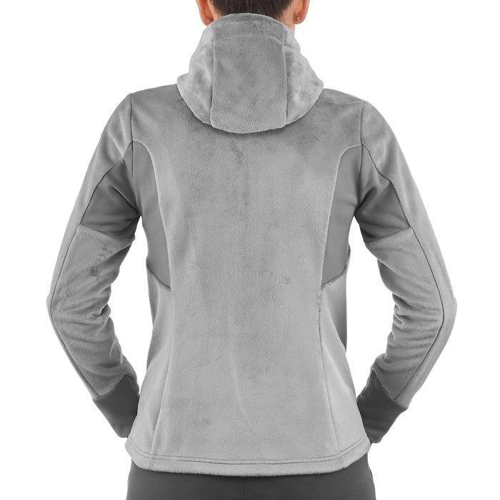 Veste polaire de randonnée montagne femme MH520 - 1173834