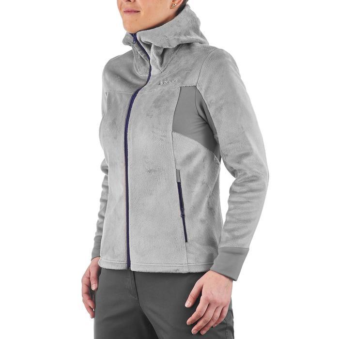 Veste polaire de randonnée montagne femme MH520 - 1173907