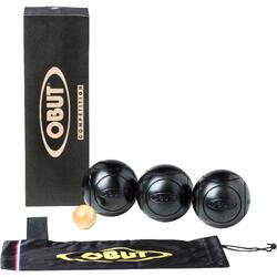 Petanqueballen voor competitie Obut Match