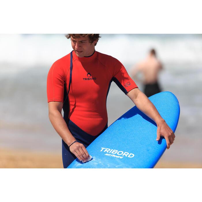 Combinaison Surf shorty100 Néoprène Homme - 1175159