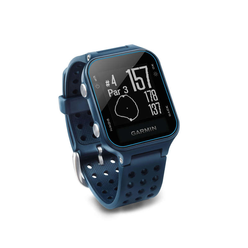 GOLF ELECTRONICS - Approach S20 Blue GPS Watch GARMIN