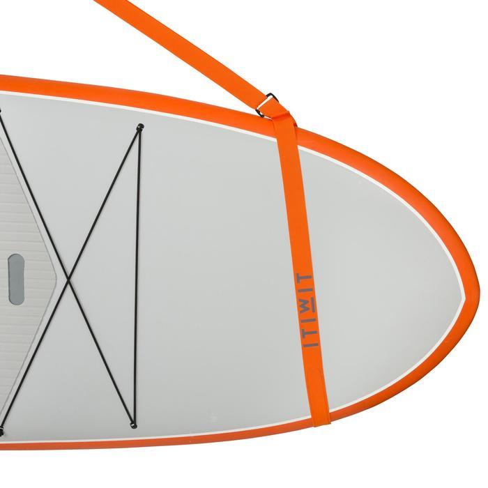 Draagriem voor supboard oranje