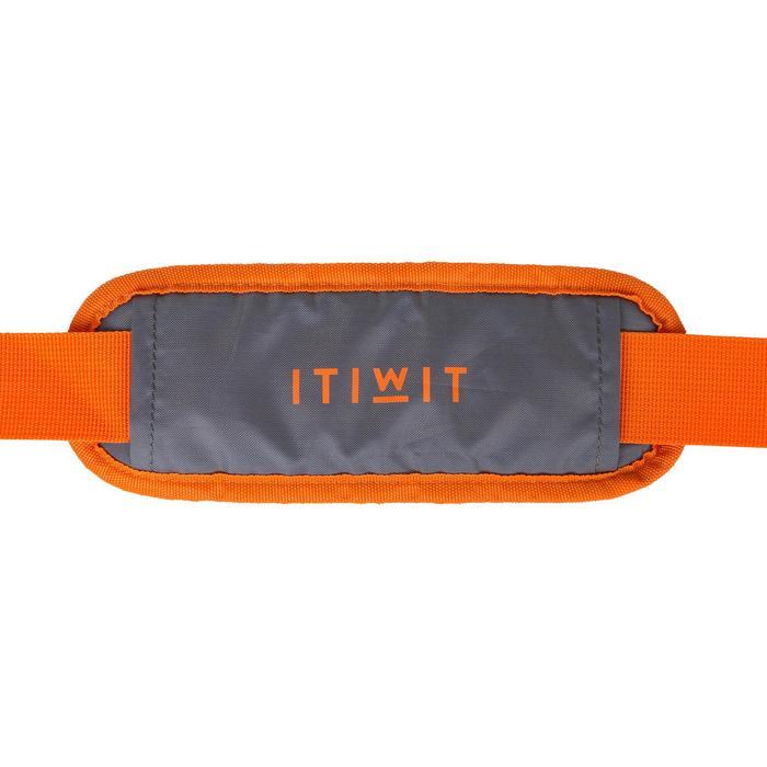 SUP-Tragegurt für Stand Up Paddle aufblasbar oder Hardboard orange