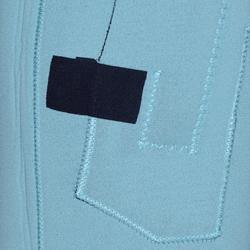 Neoprenanzug Tauchen SCD100 Neopren 5,5mm Kinder