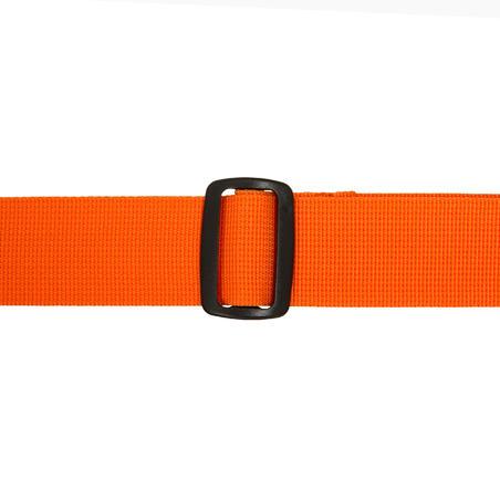Sangle de portage pour planche à pagaie gonflable ou rigide orange