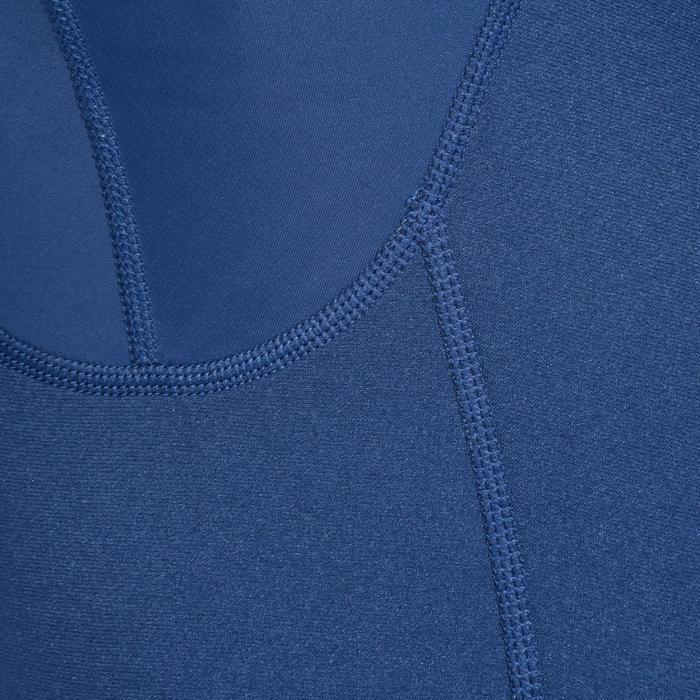 男款氯丁橡膠(1.5mm)浮潛上衣 SNK 100-深藍色