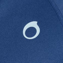 SNK 100 Men's 1.5mm Snorkelling Top dark blue