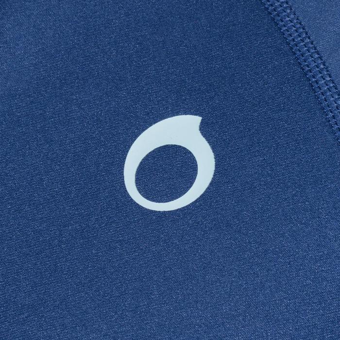 Top de snorkeling 1,5mm SNK 100 homme bleu foncé - 1175327