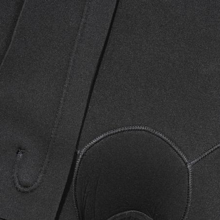Гидрокостюм для дайвинга неопреновый SCD 100 5 мм с застеж. на животе мужской