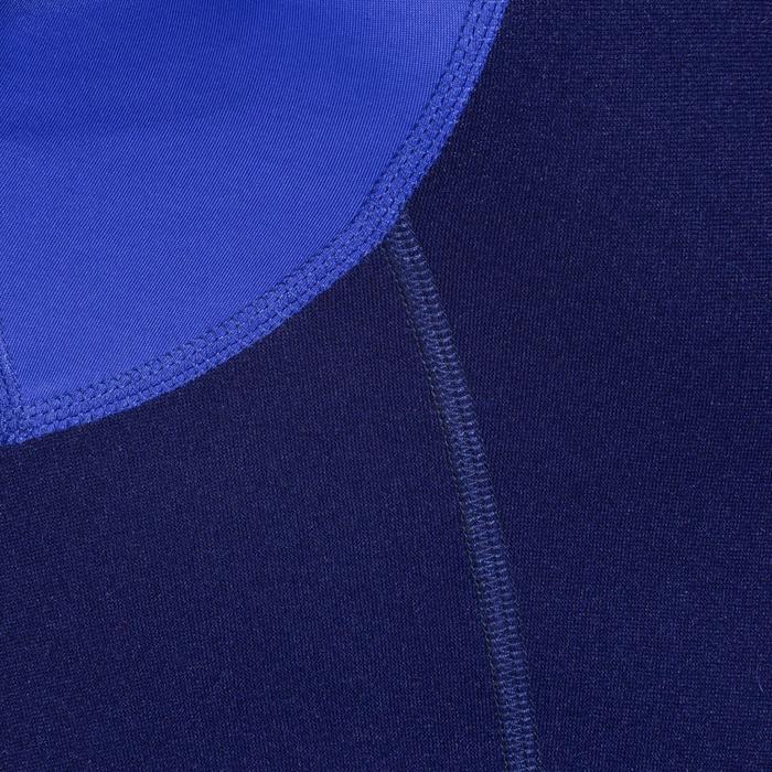Top de snorkeling 1,5mm SNK 100 homme bleu foncé - 1175383