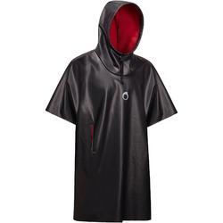 Winddichte fleece poncho SCD 500