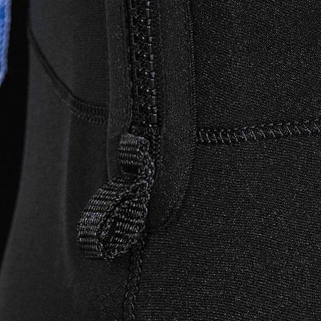 Naro kostiumas SCD 100 vyrams su užtrauktuku nugaroje, 3 mm
