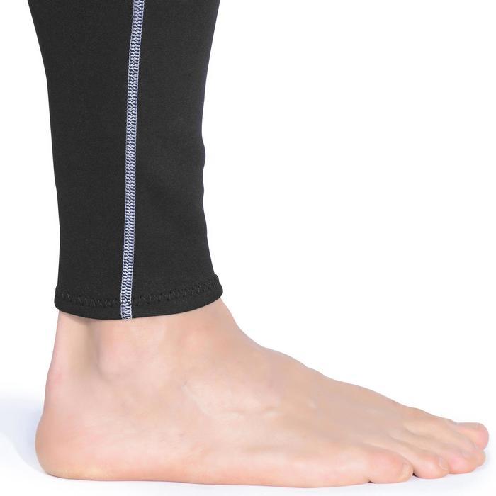 Combinaison intégrale de snorkeling homme 2 mm noire - 1175460