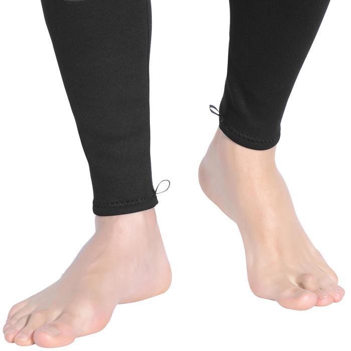 Combinaison intégrale de snorkeling homme 2 mm noire - 1175462