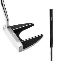 "Golf Putter Mallet 100 34"" Linkshand Erwachsene"