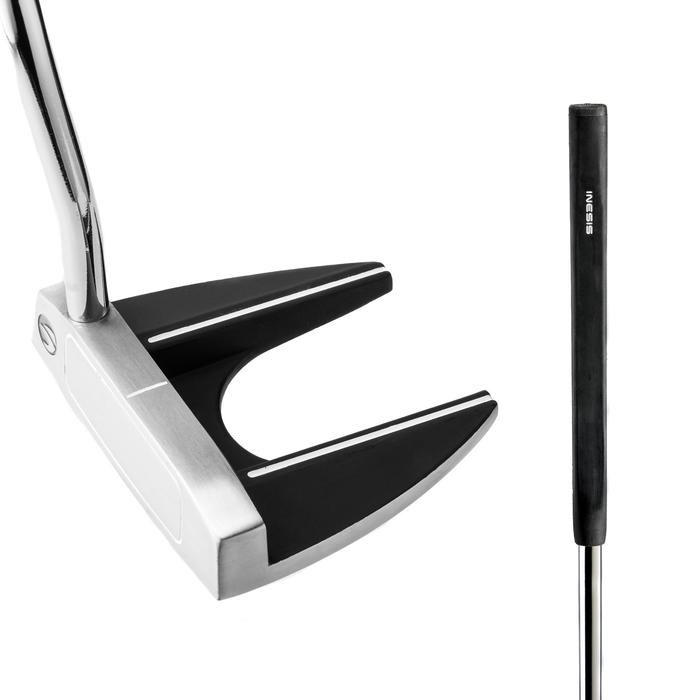 Mallet putter voor volwassenen golf 100 linkshandig