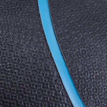 MEDECINE BALLE TONEBALL LESTEE 2Kg / DIAMETRE 22cm