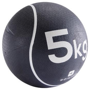Medicine ball 5 kg / diameter 24 cm