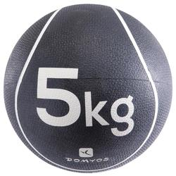BALÓN MEDICINAL TONEBALL LASTRADO 5 kg/DIÁMETRO 24 cm
