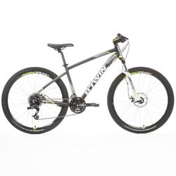 "Mountainbike MTB 27,5"" Rockrider 520 grau"
