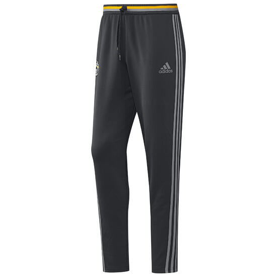Trainingsbroek voor volwassenen Juventus zwart - 1175896
