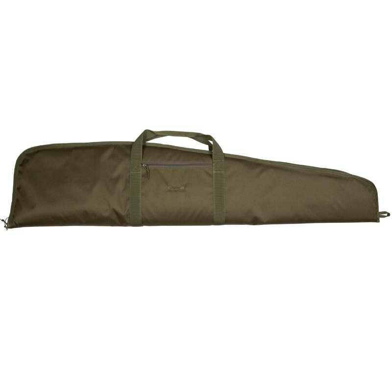 TRANSPORT CARABINE/MUNITION GRAND GIBIER Caccia - Fodero carabina 120 cm SOLOGNAC - Accessori caccia