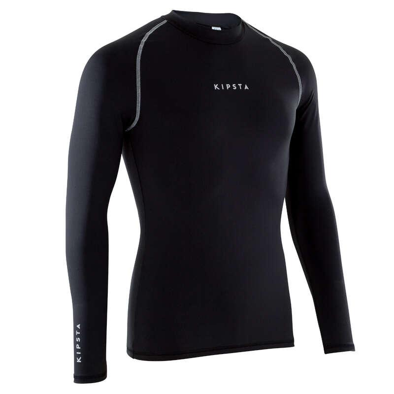 Lenjerie de corp sporturi echipă adulţi Fotbal - Bluză Keepdry 100 Adulți  KIPSTA - Underwear