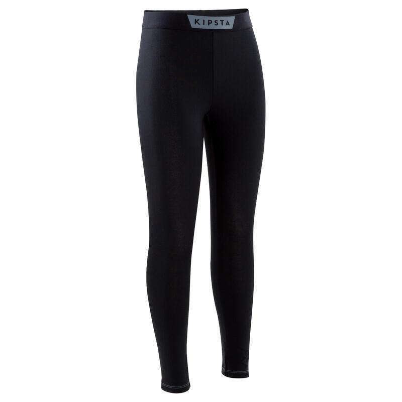 Pantalon De Lycra Ninos Keepdry Negro
