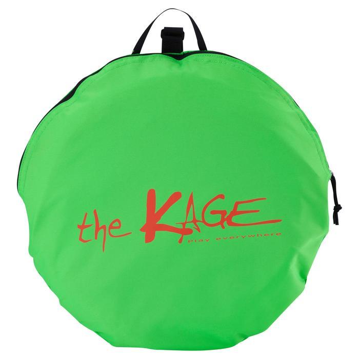 Fußballtor The Kage Light selbstentfaltend 120x80 cm grün