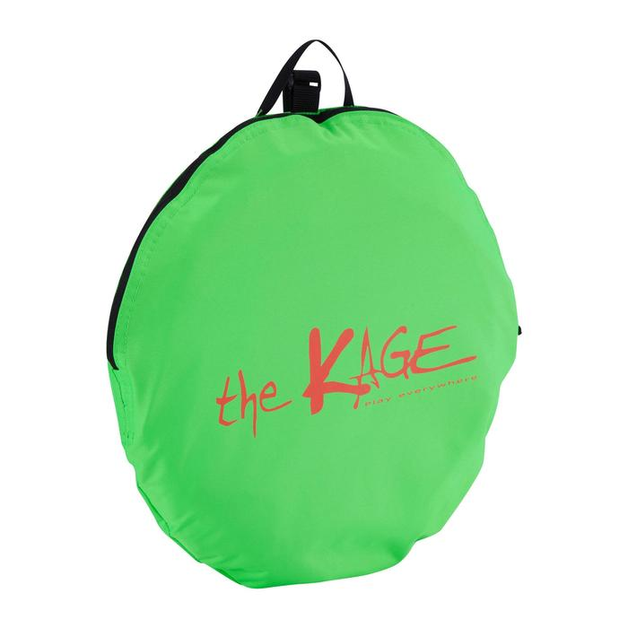 Voetbaldoel pop-up The Kage Light groen