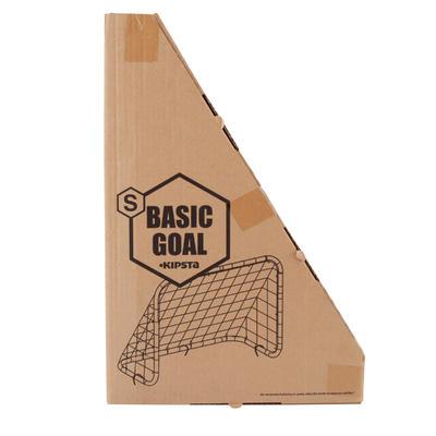 Базові футбольні міні-ворота розміру S – білі