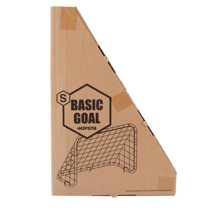 Miniportería Basic Goal talla S blanco
